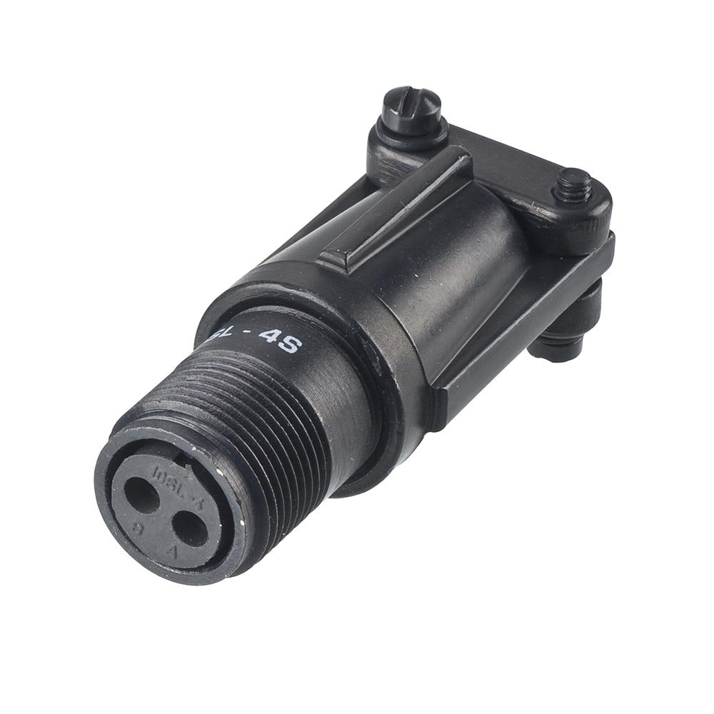C90-3101F10SL-4S - 2 Pos. Circular Cable Conn. Socket contact