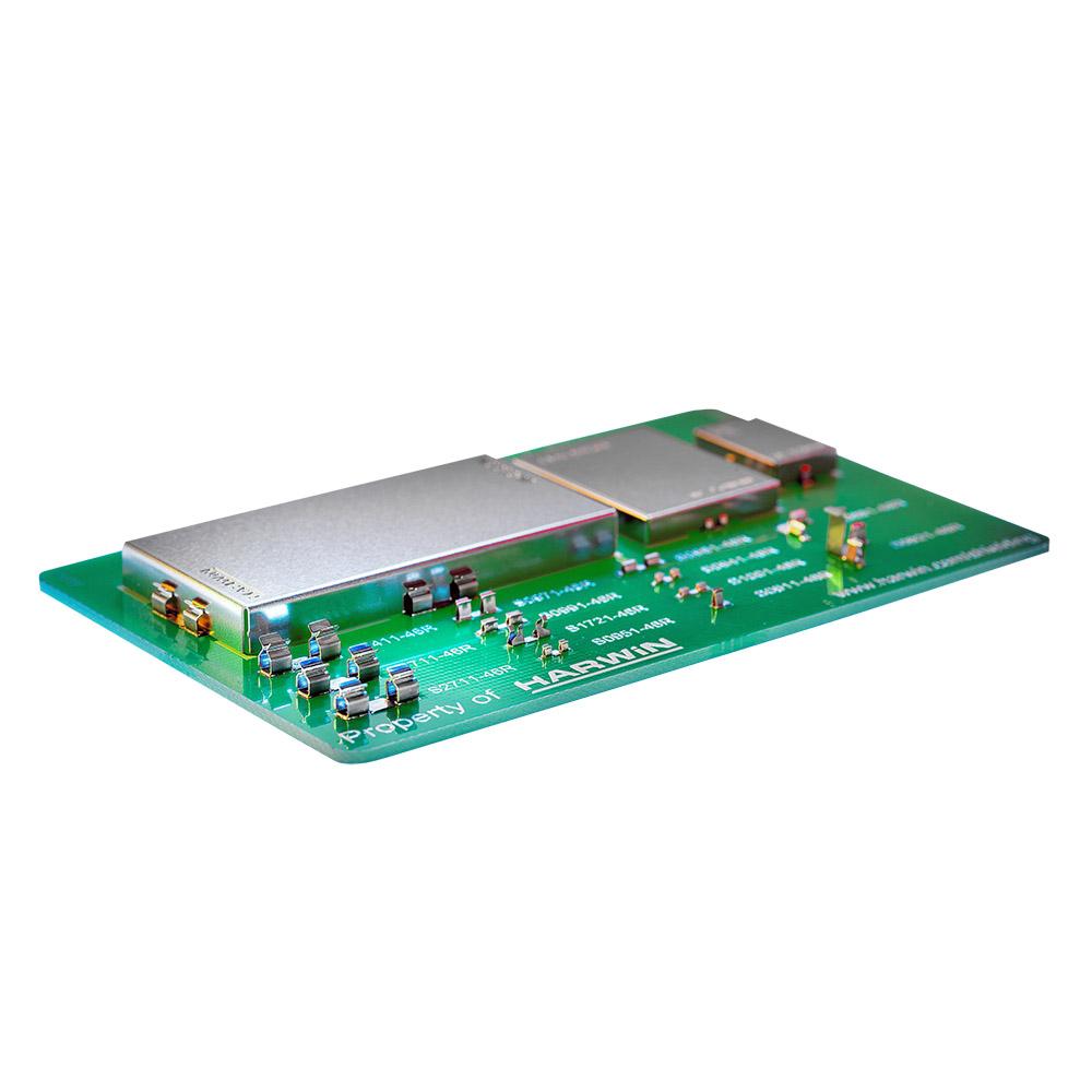 EMC-REFERENCE-BOARD - EMC Shielding Reference Board