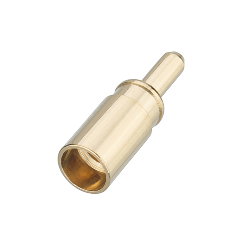 G125-1500005 - Male 18AWG Straight Crimp Power Contact