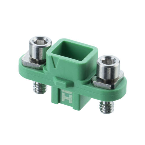 G125-2240696F1 - 3+3 Pos. Female DIL Cable Housing, Screw-Lok