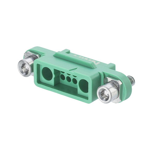 G125-22496F1-01-08-01 - 8+2 Pos. Female Cable Housing, Screw-Lok
