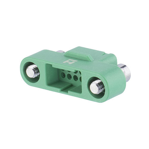 G125-3241096M3 - 5+5 Pos. Male DIL Cable Housing, Screw-Lok Reverse Fix