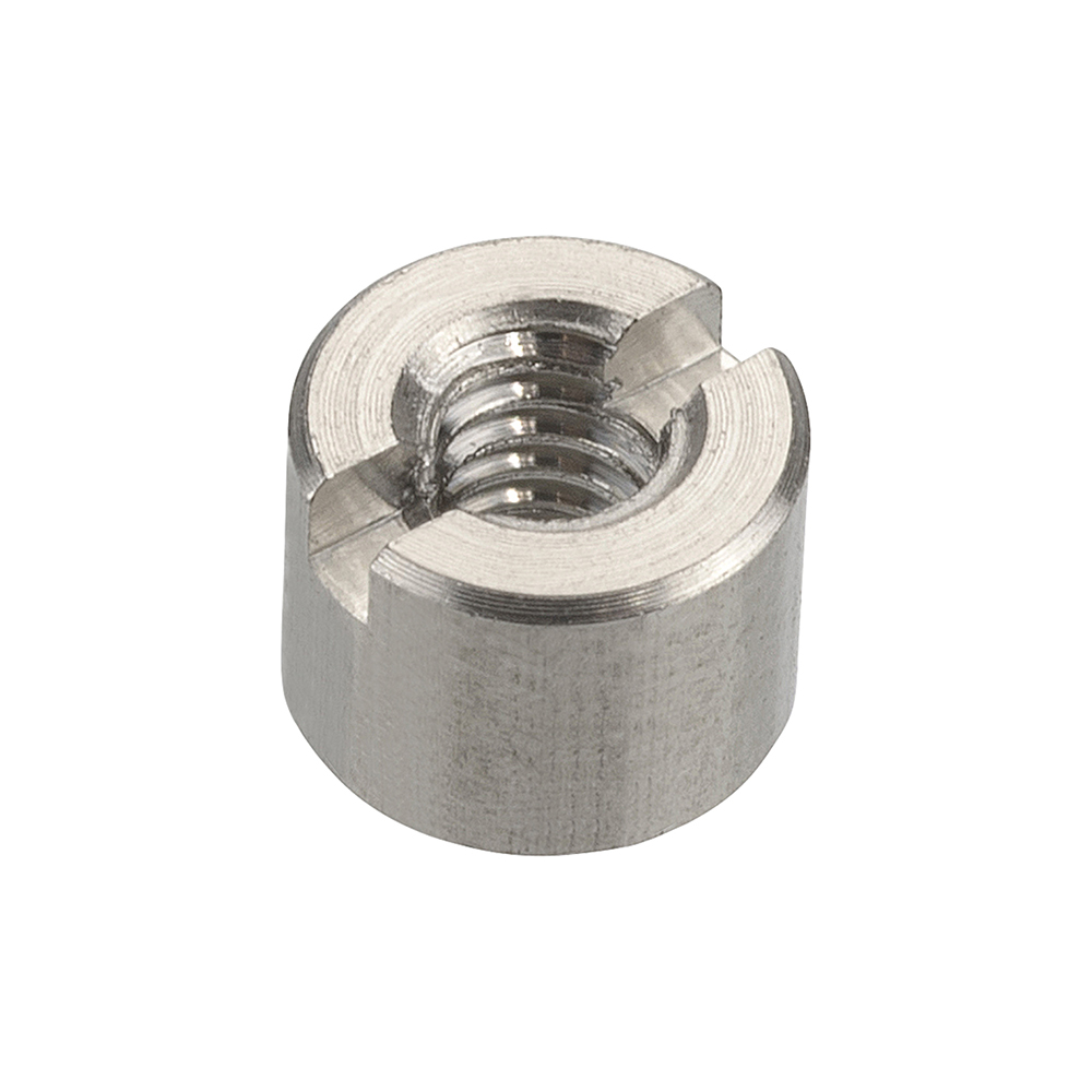 G125-4510000B - Slotted Jackscrew Nut for Screw-Lok
