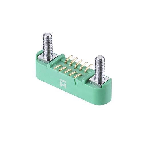 G125-MS11005M2P - Gecko-SL Male DIL Vertical SMT Connector