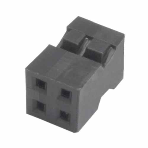 M22-3020200 - 2+2 Pos. Female DIL Cable Housing