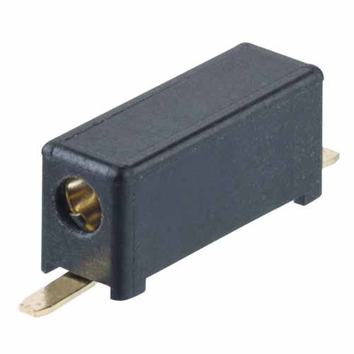 M3497-98R - SMT Horizontal Test Receptacle for Ø2mm probe (T+R)