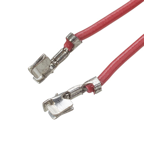 M40-9070099 - Female Contact with 32AWG wire, 300mm, double-end