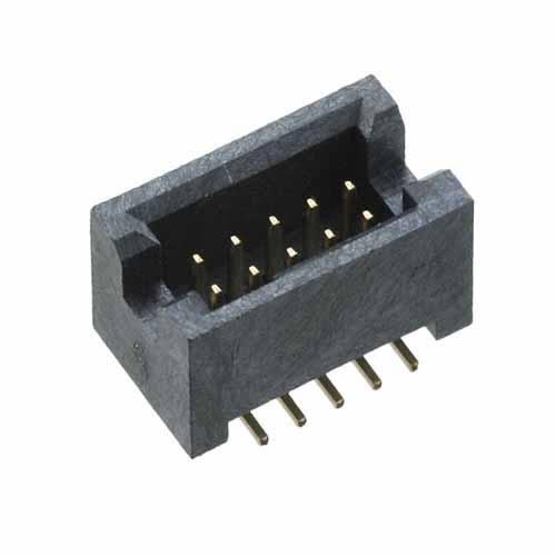 M50-4900545 - 5+5 Pos. Male DIL Vertical SMT Conn.