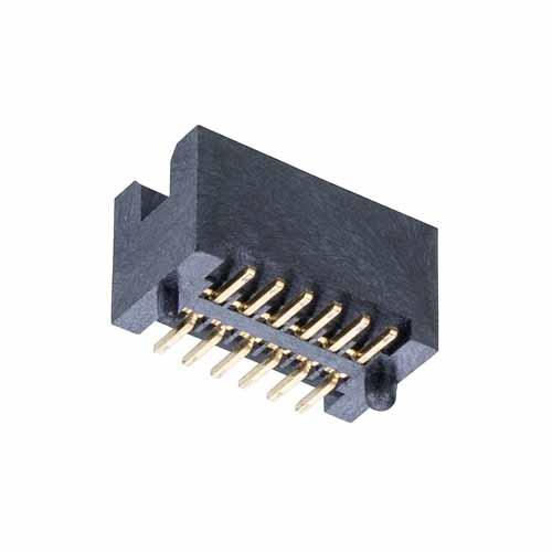M50-4910645 - 6+6 Pos. Male DIL Vertical SMT Conn.