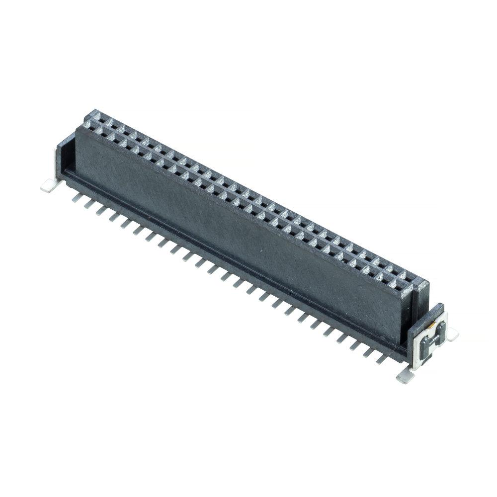 M55-6005042R - Archer Kontrol (1.27mm Pitch) DIL Vertical Socket SMT Connector
