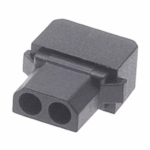 M80-1010298S - 2 Pos. Female SIL Cable Housing for Latches