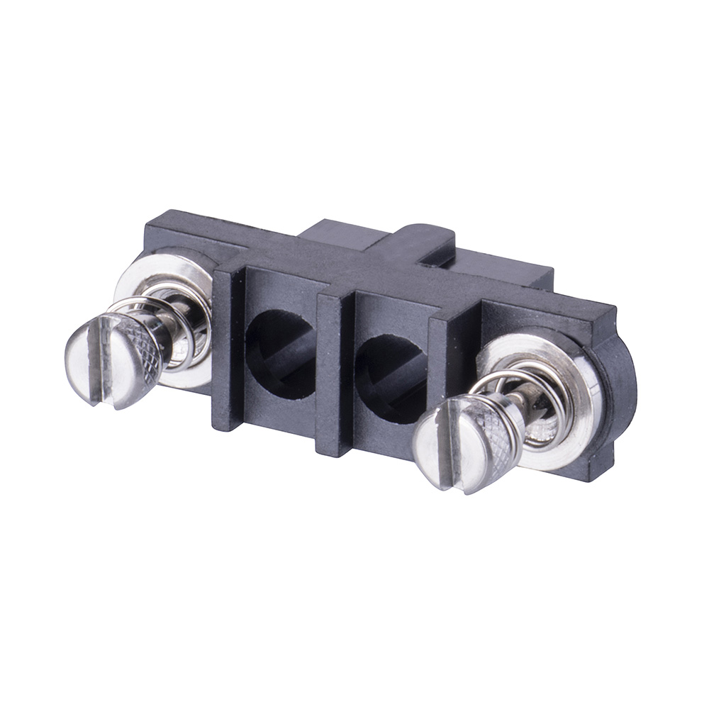 M80-263FC02-00-00 - 2 Pos. Female SIL Cable Housing, 101Lok