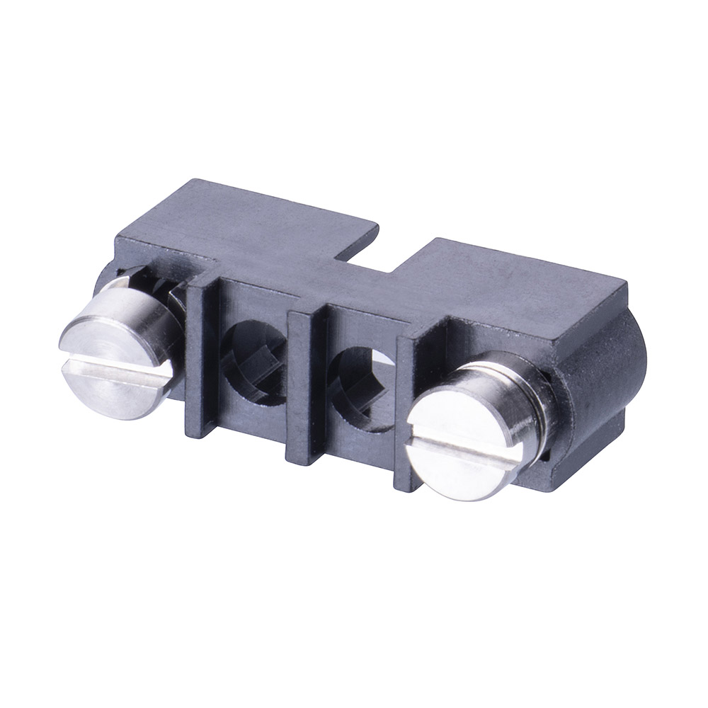 M80-273MA02-00-00 - 2 Pos. Male SIL Cable Housing, Reverse Fix