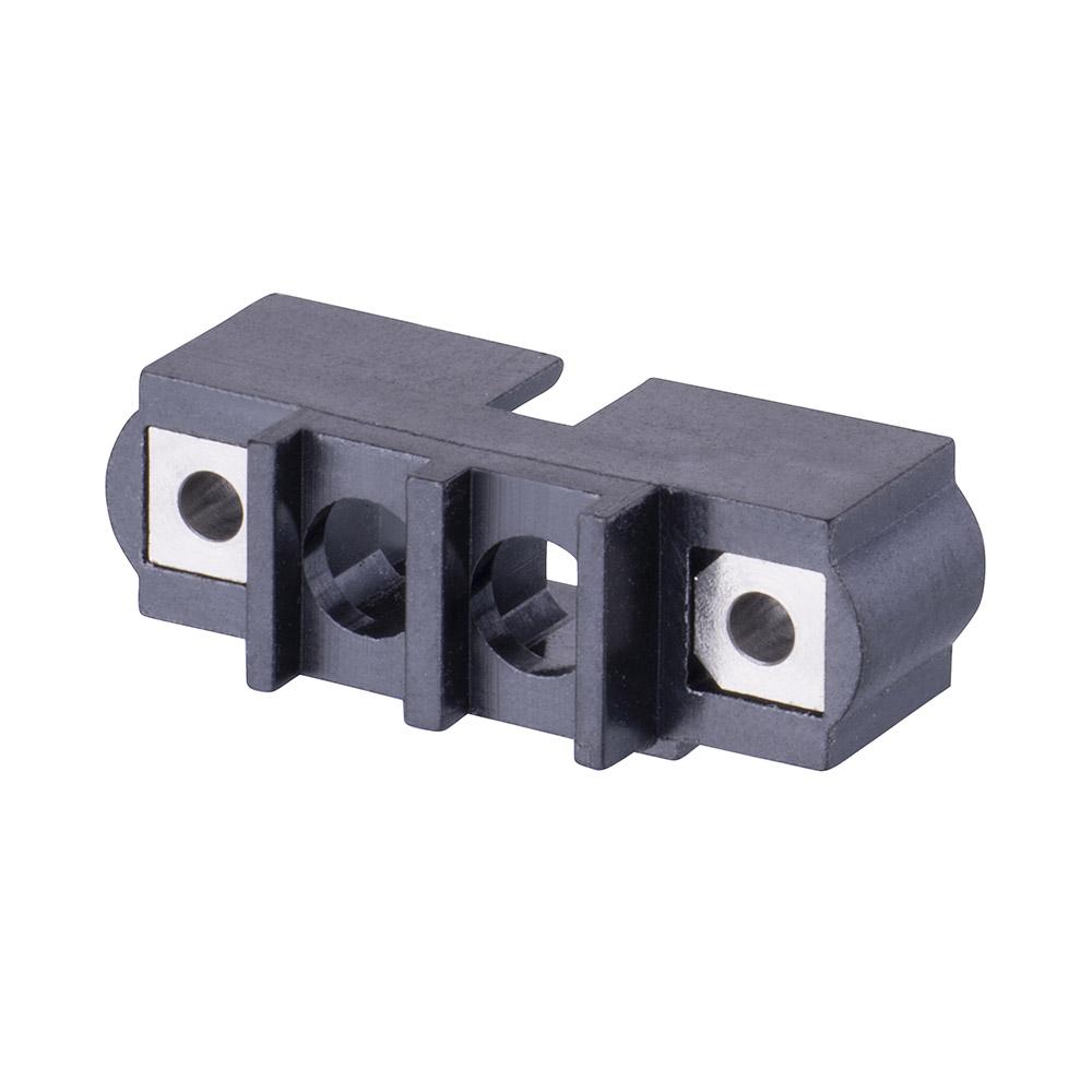 M80-273MC02-00-00 - 2 Pos. Male SIL Cable Housing, 101Lok