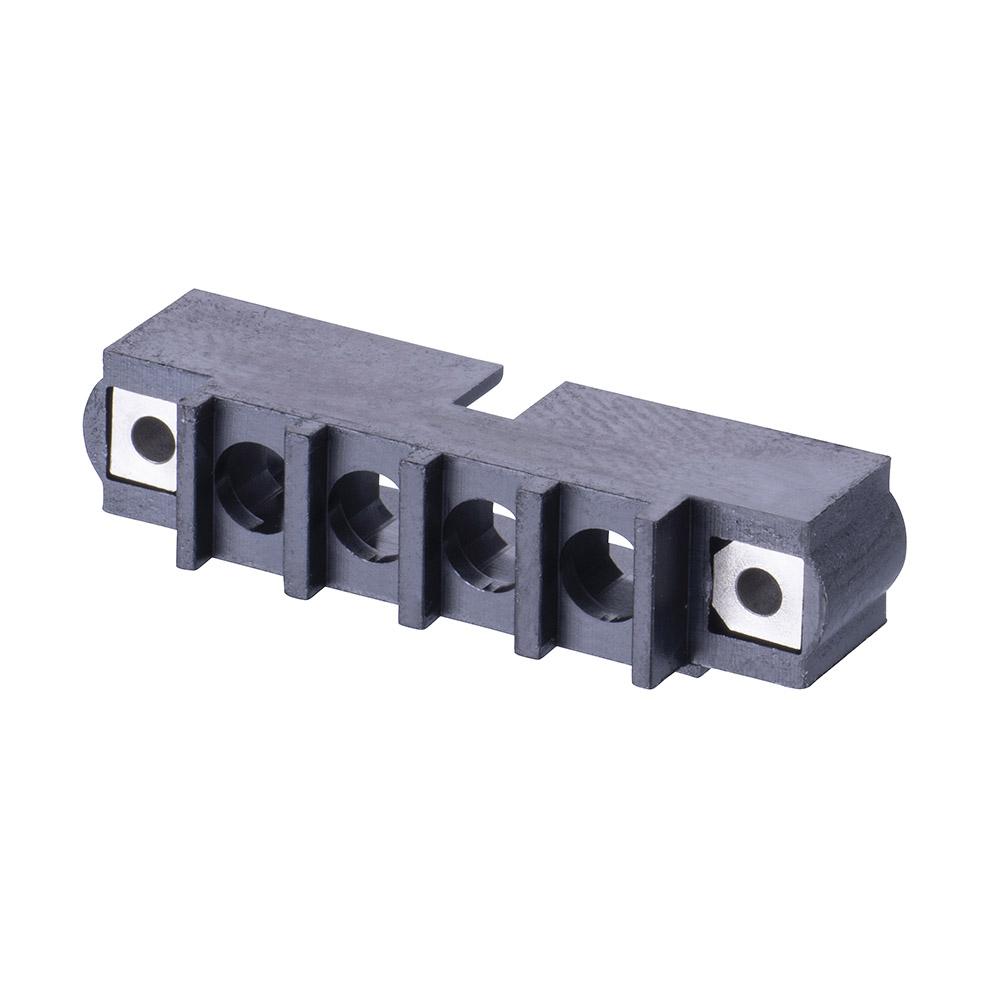 M80-273MC04-00-00 - 4 Pos. Male SIL Cable Housing, 101Lok