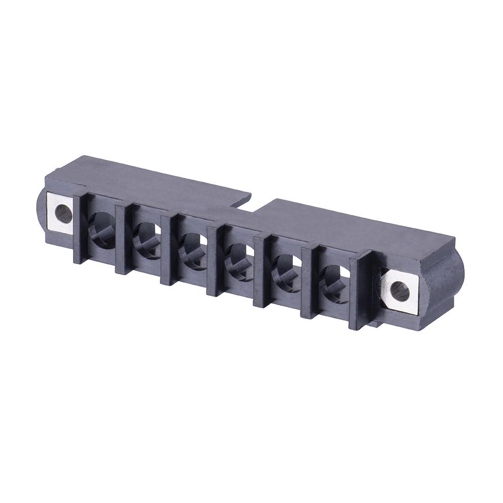 M80-273MC06-00-00 - 6 Pos. Male SIL Cable Housing, 101Lok