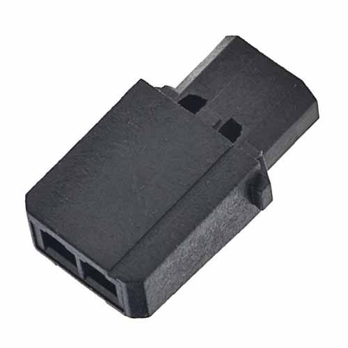 M80-6900298 - 2 Pos. Female SIL Cable Housing, for Latches