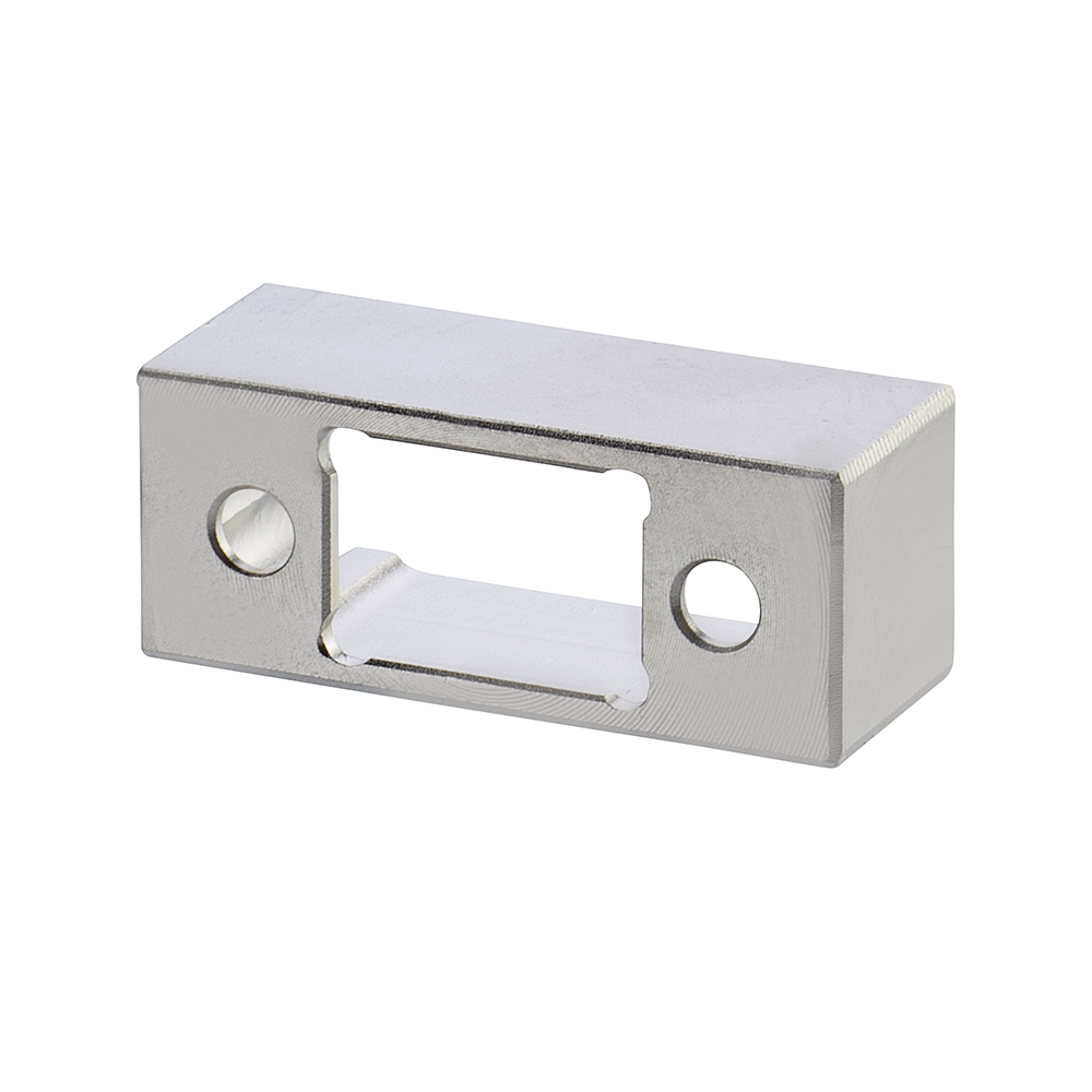 M80-9060602 - 3+3 Pos. Male Vertical Metal Backshell for J-Tek or Mix-Tek
