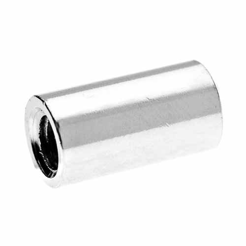 R30-5000902 - 9.00mm M3 Metric Threaded Circular Brass Spacer/Pillar
