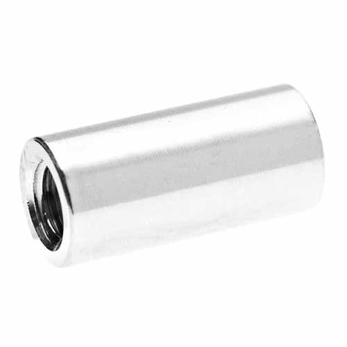 R8852-02 - 9.52mm 8BA Metric Threaded Circular Brass Spacer/Pillar