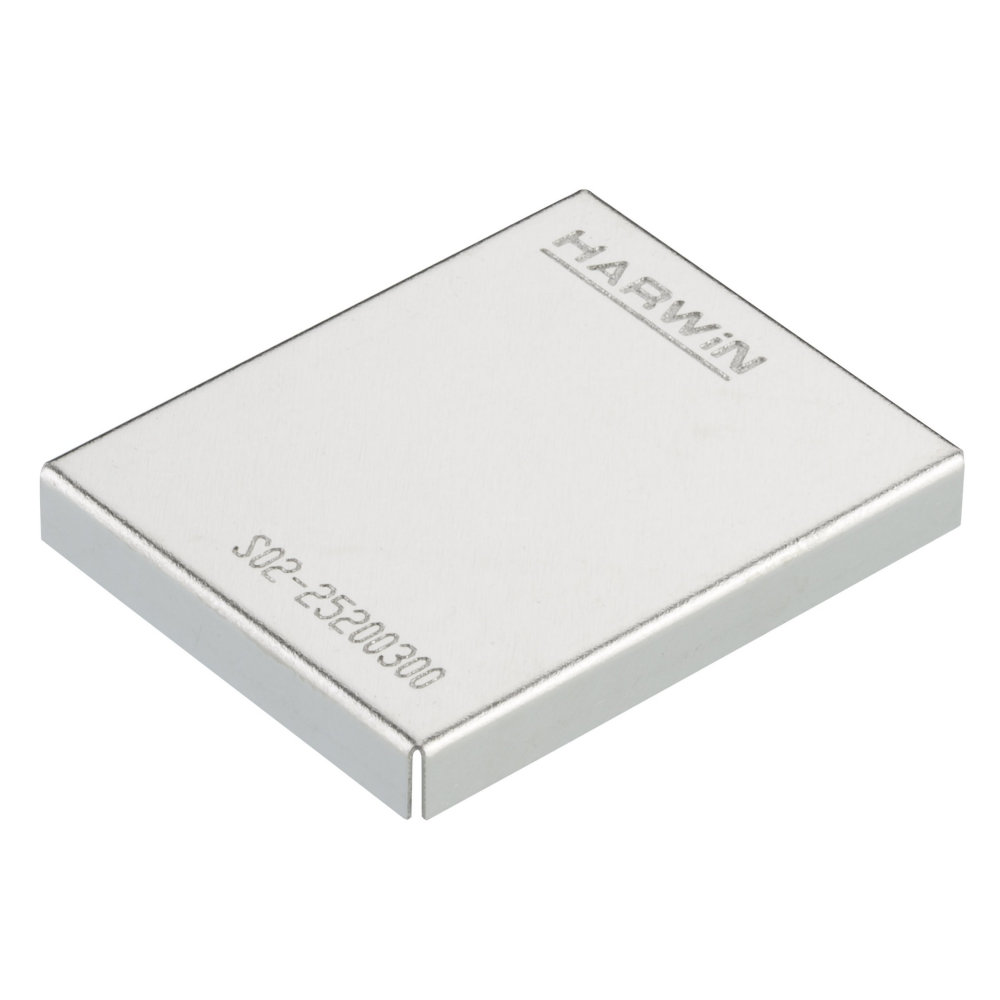 S02-25200300 - 25x20mm RFI Shield Can, 0.2mm thickness