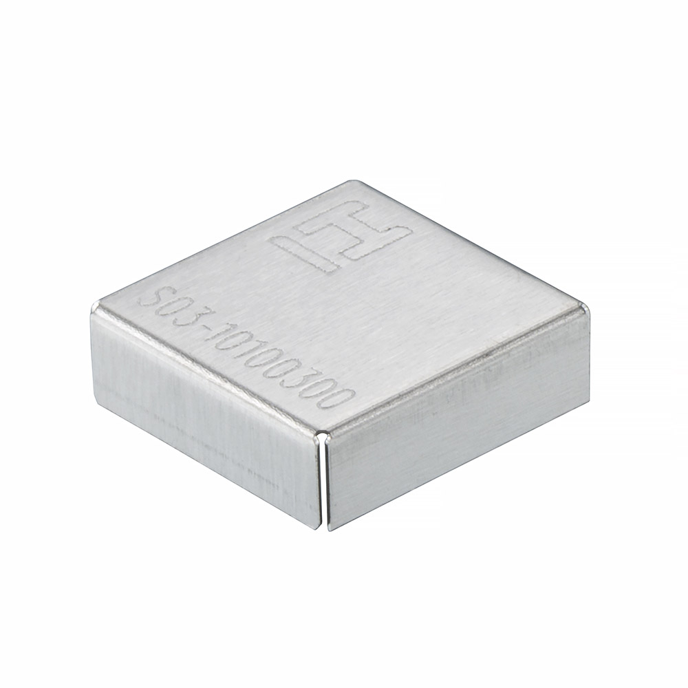 S03-10100300R - 10x10mm RFI Shield Can, 0.15mm thickness