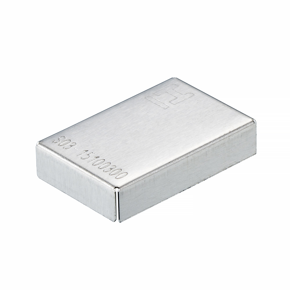 S03-15100300R - 15x10mm RFI Shield Can, 0.15mm thickness