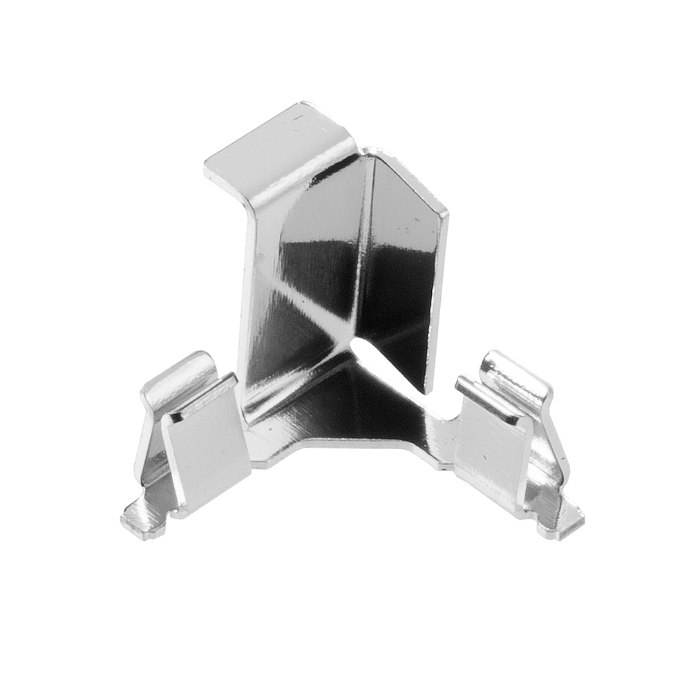 S0921-46R - SMT RFI Shield Clip, Corner with Shield (T+R)