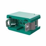 G125-3041096L4 - 5+5 Pos. Male DIL Cable Housing, Latches