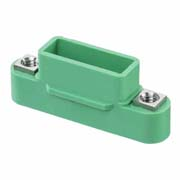 G125-3241696M1 - 8+8 Pos. Male DIL Cable Housing, Screw-Lok