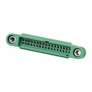 G125-3243496M1 - 17+17 Pos. Male DIL Cable Housing, Screw-Lok