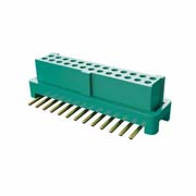 G125-FS12605L0P - 13+13 Pos. Female DIL Vertical SMT Conn. for Latches