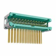 G125-MH22605L7P - 13+13 Pos. Male DIL Horizontal Throughboard Conn. no Latches