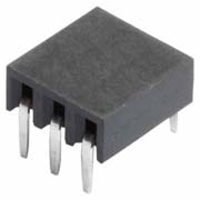 M20-7891042 - 10 Pos. Female SIL Horizontal Throughboard Conn.