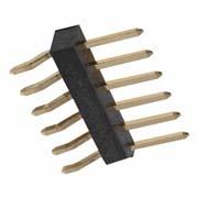 M20-8900605 - 6 Pos. Male SIL Horizontal SMT Conn.