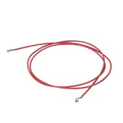 M40-9060099 - Female Contact with 28AWG wire, 300mm, double-end
