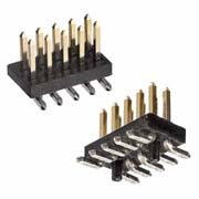M50-3610542 - 5+5 Pos. Male DIL Vertical SMT Conn.