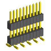 M52-XXXXXXRXXXX - Male SIL Extended SMT Conn. Variant