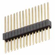 M52-XXXXXXVXXXX - Male SIL Vertical Throughboard Conn. Variant