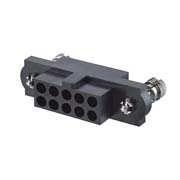 M80-4181698 - 8+8 Pos. Female DIL Cable Housing, 101Lok