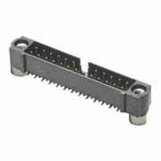M80-5122642 - 13+13 Pos. Male DIL Vertical SMT Conn. Jackscrews